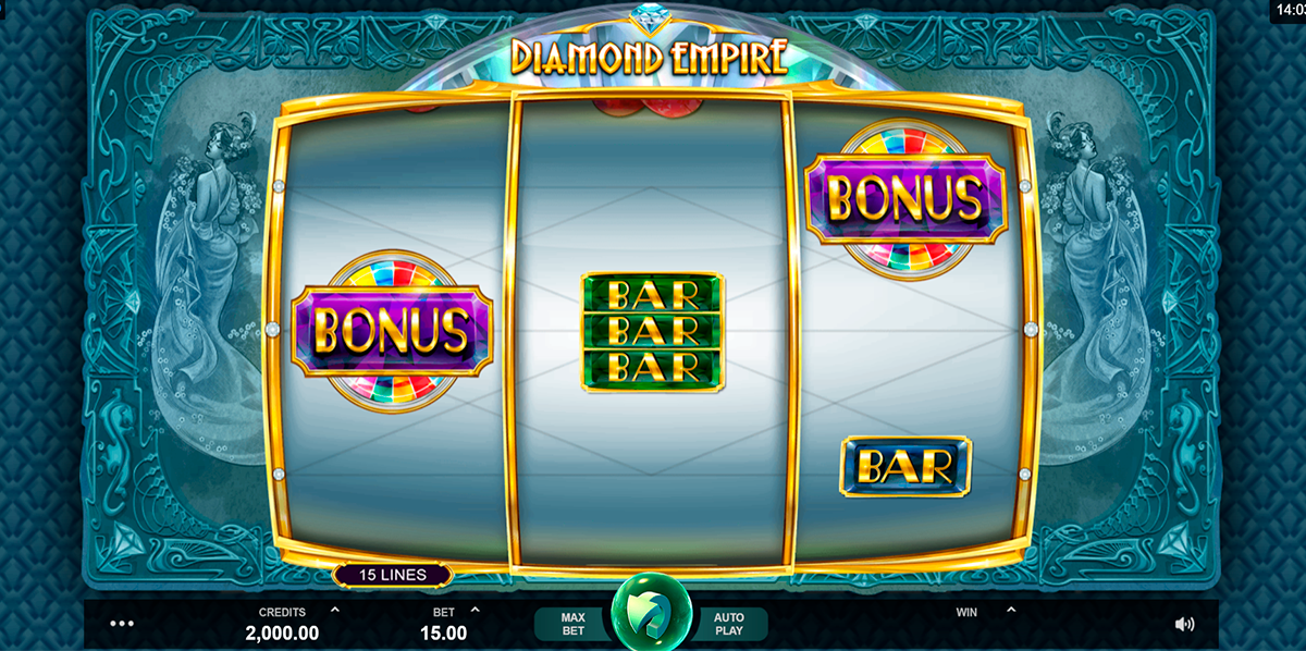 diamond empire microgaming