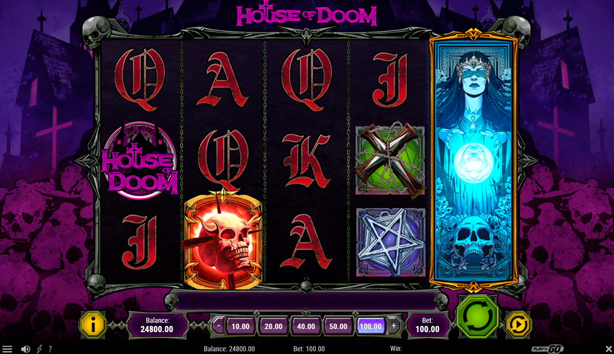 house of doom playn go