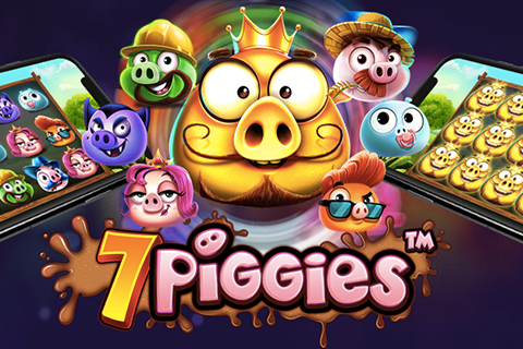 Logo 7 piggies pragmatic