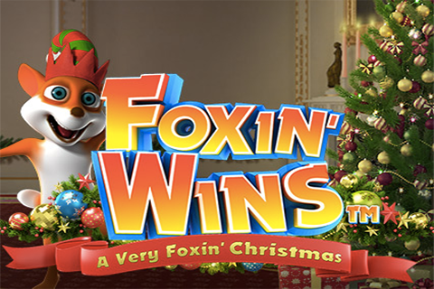 Logo a very foxin christmas nextgen gaming