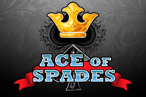 Logo ace of spades playn go