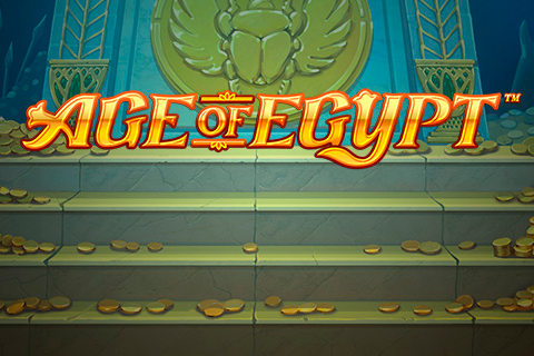 Logo age of egypt playtech