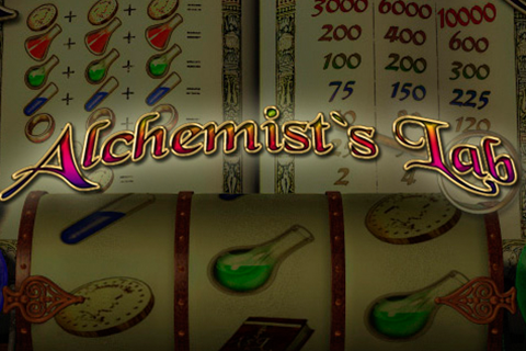 Logo alchemists lab playtech