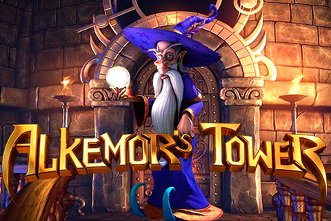 Logo alkemors tower betsoft