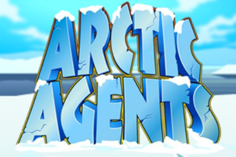 Logo arctic agents microgaming