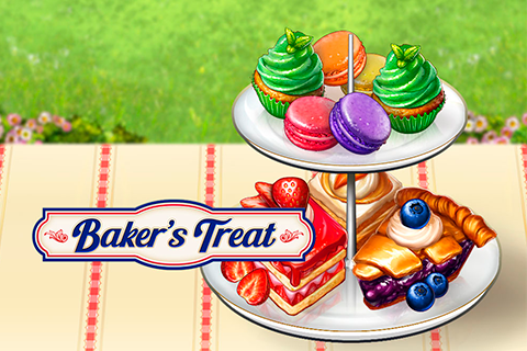 Logo bakers treat playn go