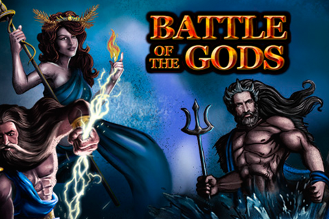 Logo battle of the gods playtech