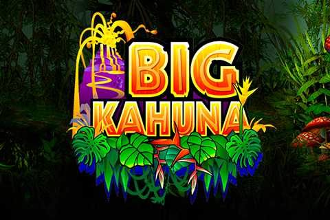 Logo big kahuna microgaming