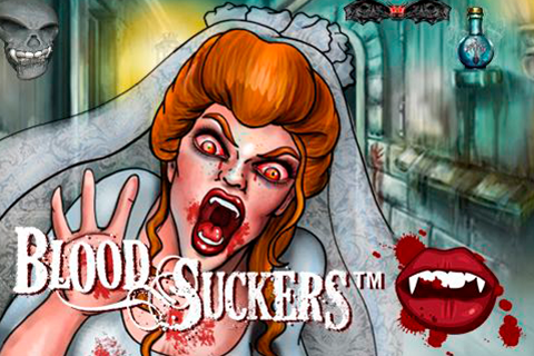 Logo blood suckers netent