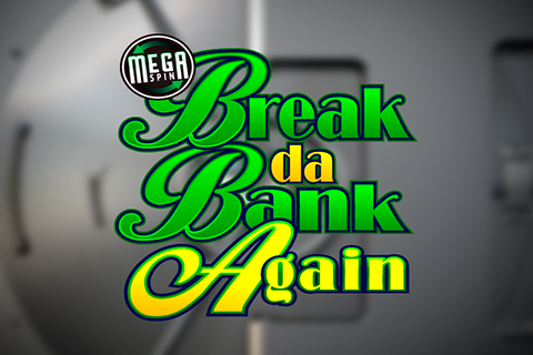 Logo break da bank again megaspin microgaming