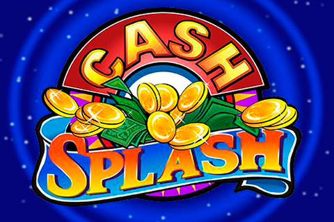Logo cashsplash video slot microgaming
