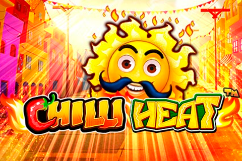 Logo chilli heat pragmatic
