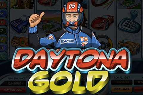 Logo daytona gold pragmatic