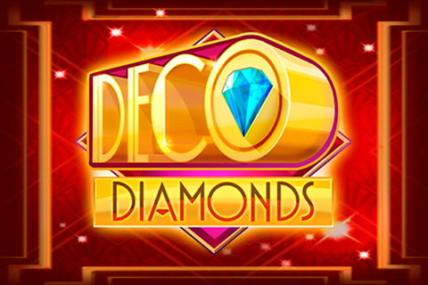 Logo deco diamonds microgaming