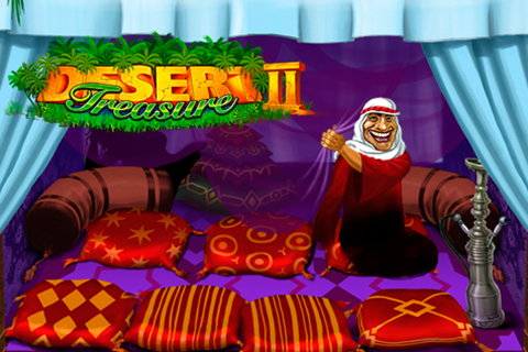 Logo desert treasure ii playtech