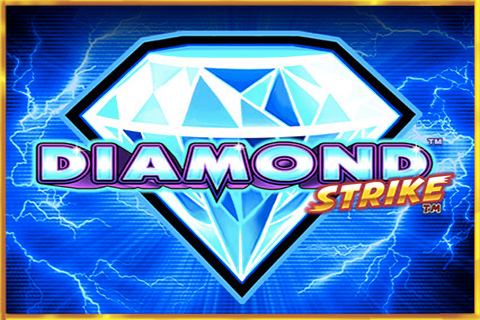 Logo diamond strike pragmatic