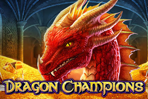 Logo dragon champions playtech