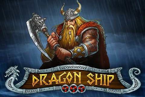 Logo dragon ship playn go