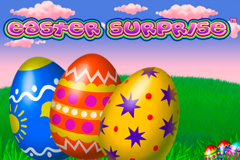 Logo easter surprise playtech