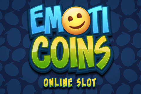 Logo emoticoins microgaming