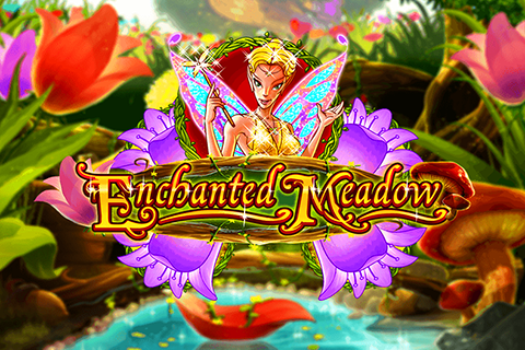 Logo enchanted meadow playn go