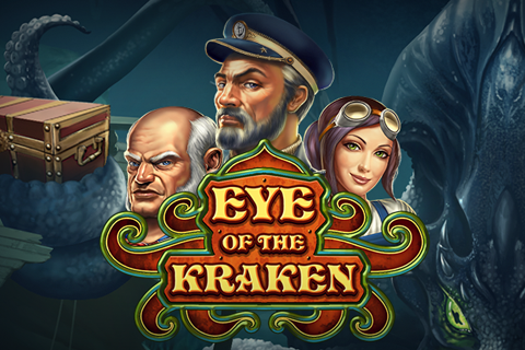 Logo eye of the kraken playn go