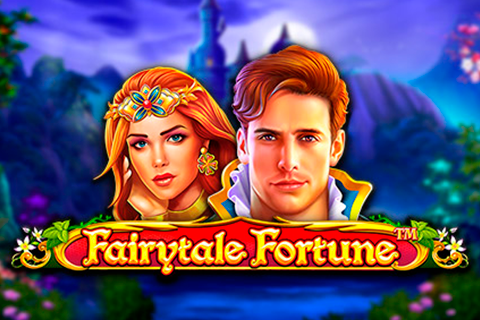 Logo fairytale fortune pragmatic