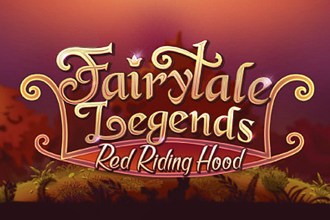 Logo fairytale legends red riding hood netent
