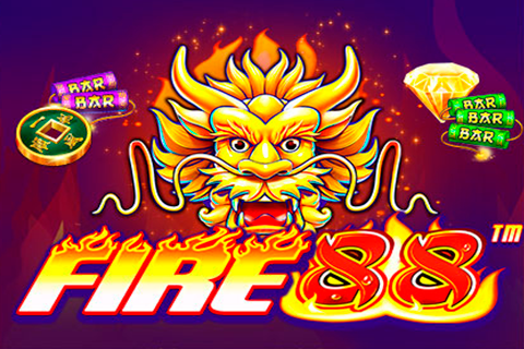 Logo fire 88 pragmatic