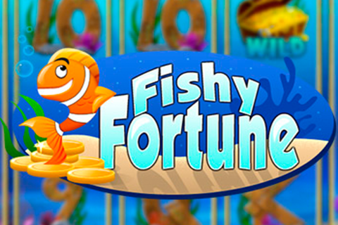 Logo fishy fortune netent