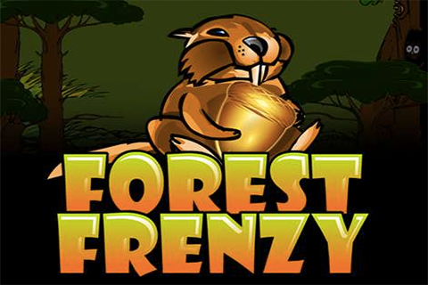 Logo forest frenzy pragmatic