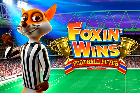 Logo foxin wins football fever nextgen gaming