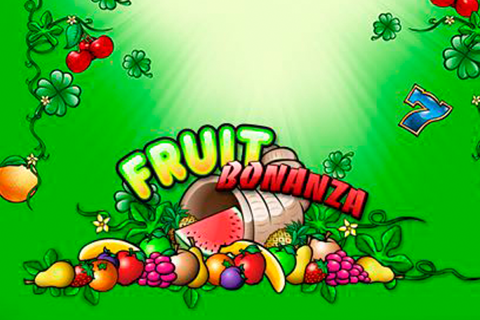 Logo fruit bonanza playn go
