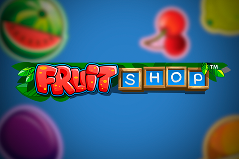 Logo fruit shop netent