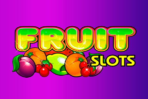Logo fruit slots microgaming