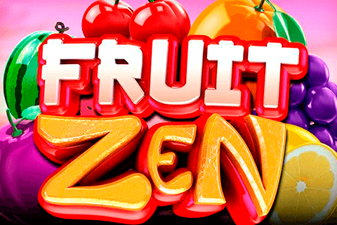 Logo fruit zen betsoft