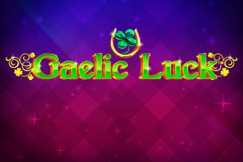 Logo gaelic luck playtech
