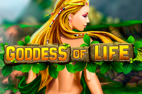 Logo goddess of life playtech
