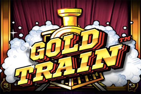Logo gold train pragmatic