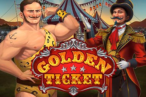 Logo golden ticket playn go
