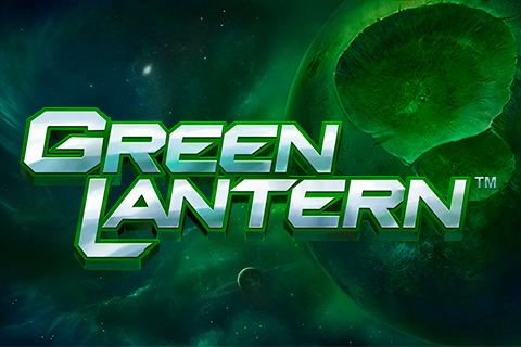 Logo green lantern playtech