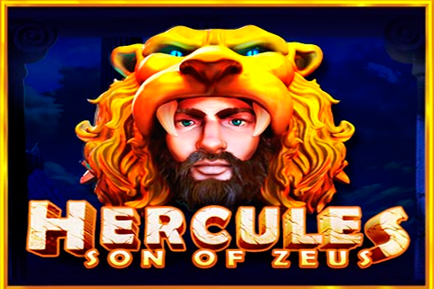 Logo hercules son of zeus pragmatic