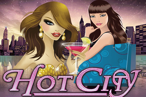 Logo hot city netent