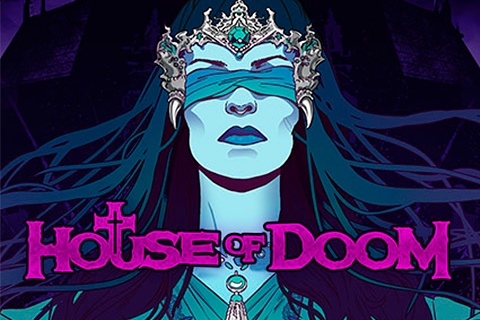 Logo house of doom playn go