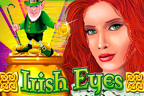 Logo irish eyes nextgen gaming
