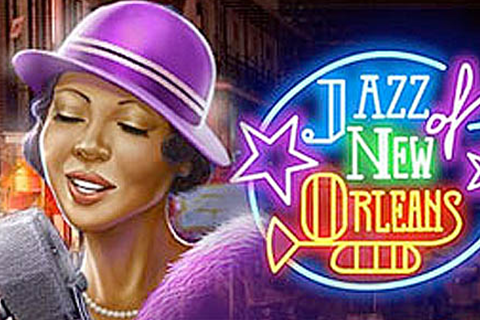 Logo jazz of new orleans playn go