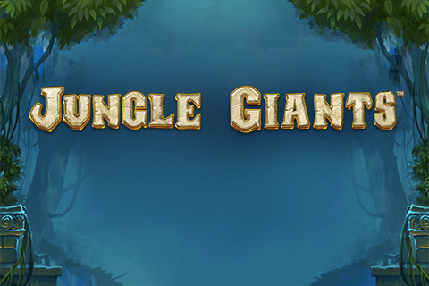 Logo jungle giants playtech