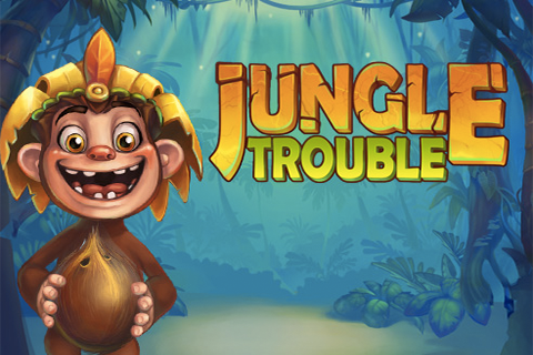 Logo jungle trouble playtech