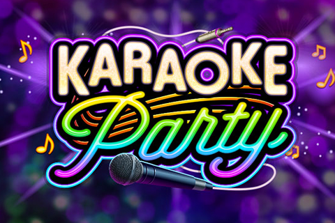 Logo karaoke party microgaming