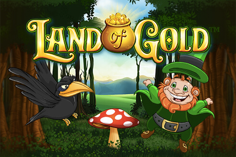 Logo land of gold playtech